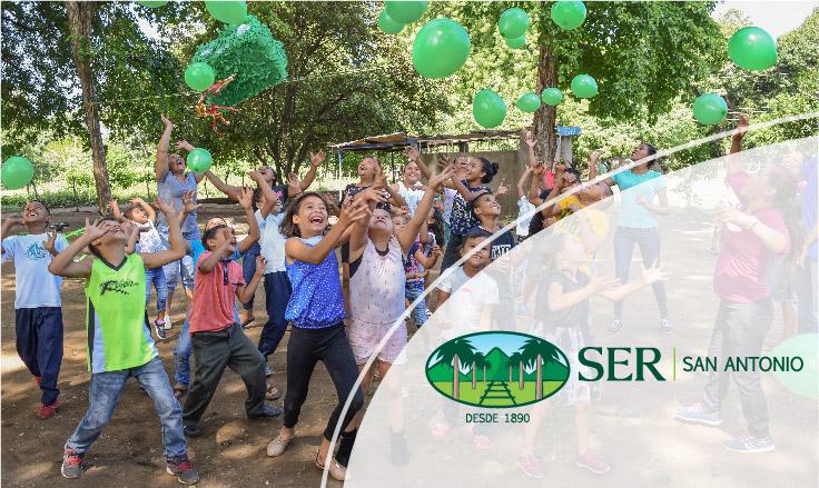 SER San Antonio fortalece vínculos con sus comunidades vecinas