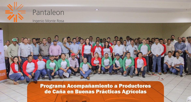 Programa Acompañamiento a Productores de Caña Buenas Prácticas Agrícolas