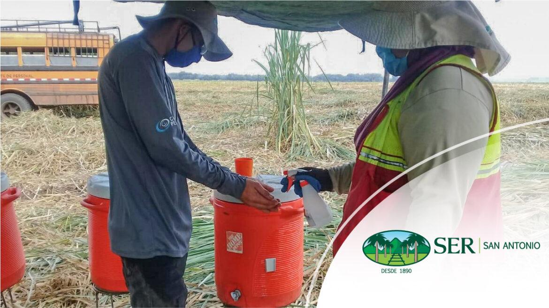 Ingenio San Antonio comparte su experiencia sobre manejo del COVID-19 con la industria azucarera mundial
