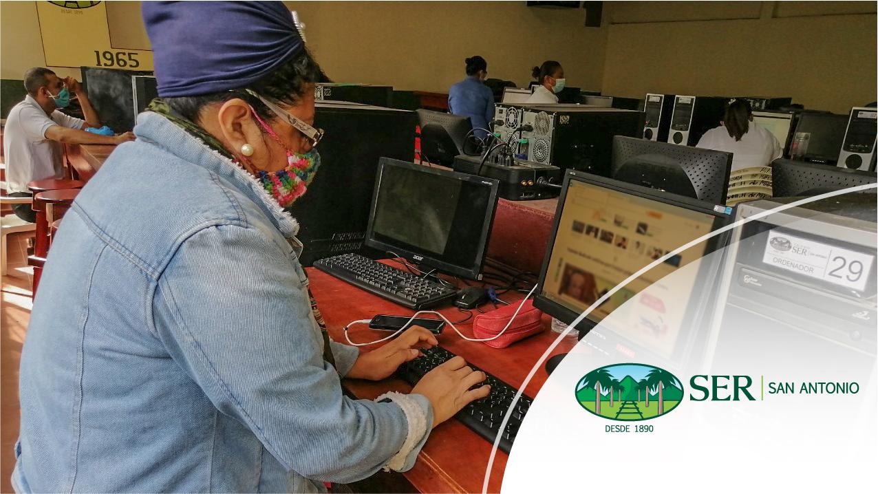 Colegio del Ingenio San Antonio brinda enseñanza bajo modalidad virtual a sus estudiantes