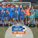 """Final Nacional Copa """"Azúcar"""" de Fútbol 2019"""