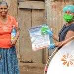 Ingenio Monte Rosa inició campaña de prevención del COVID-19 en comunidades vecinas