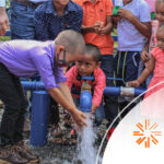 Ingenio Monte Rosa inaugura proyecto de agua potable en comunidad Germán Pomares