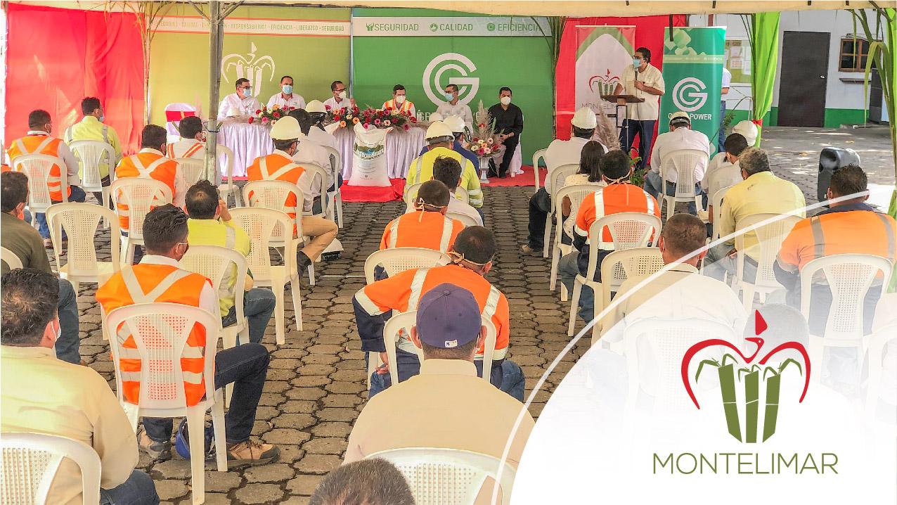 Ingenio Montelimar inauguró su zafra 2020/2021