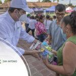 Ingenio San Antonio realiza tradicional entrega de juguetes
