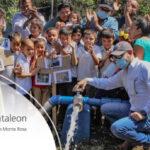 Proyecto de agua potable inaugurado en Tonalá, Chinandega