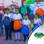 """Programa """"Estudia para crecer"""" beneficia a miles de niños en León y Chinandega"""